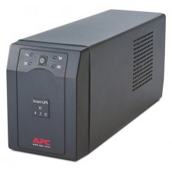 Фото ИБП APC Smart-UPS SC 420VA (SC420I)