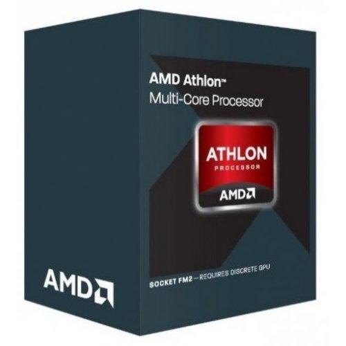Фото Процессор AMD Athlon X4 840 3.1GHz 4MB sFM2+ Box (AD840XYBJABOX)