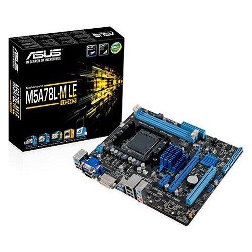 Фото Материнская плата Asus M5A78L-M LE/USB3 (sAM3+, AMD 760G)