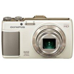 Фото Цифровые фотоаппараты Olympus SH-25MR White