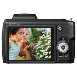 Фото Цифровые фотоаппараты Olympus SP-620UZ Black