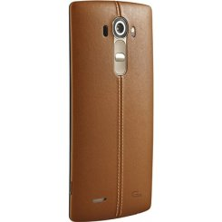 Фото Смартфон LG G4 Dual H818P Leather Brown