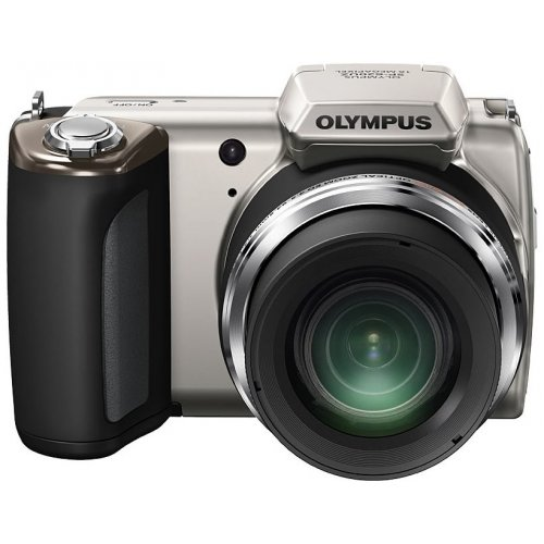 Фото Цифровые фотоаппараты Olympus SP-620UZ Silver