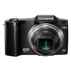 Фото Цифровые фотоаппараты Olympus SZ-11 Black