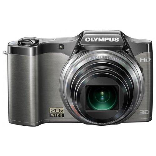 Фото Цифровые фотоаппараты Olympus SZ-11 Silver