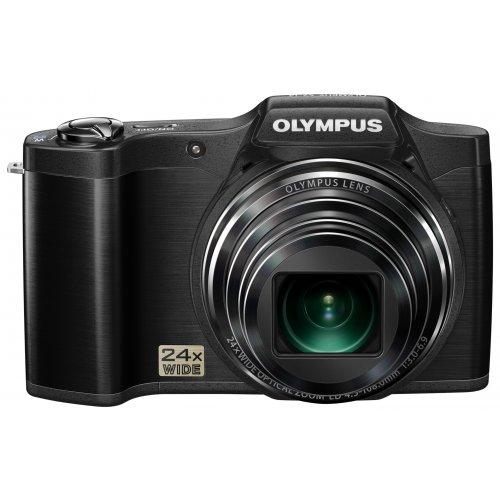 Фото Цифровые фотоаппараты Olympus SZ-14 Black