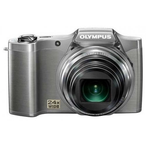 Фото Цифровые фотоаппараты Olympus SZ-14 Silver