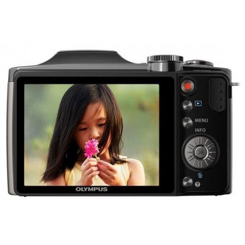 Фото Цифровые фотоаппараты Olympus SZ-31MR Black