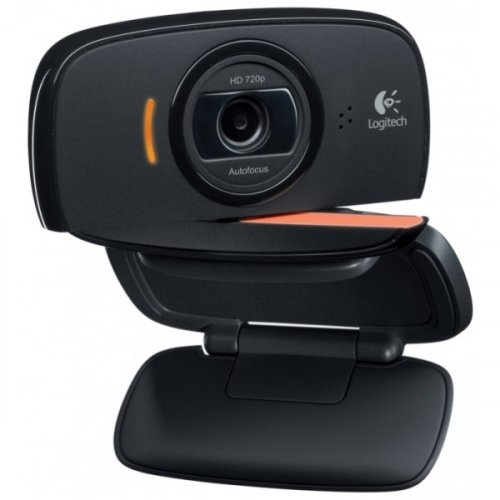 Фото Веб-камера Logitech HD Webcam B525 (960-000842)