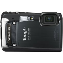 Фото Цифровые фотоаппараты Olympus TG-820 Black