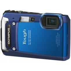 Фото Цифровые фотоаппараты Olympus TG-820 Blue