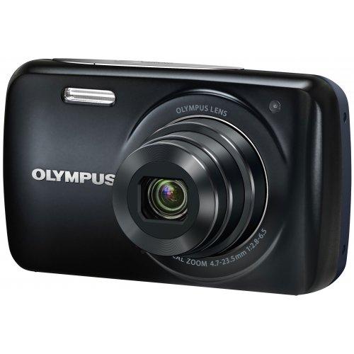 Фото Цифровые фотоаппараты Olympus VH-210 Black