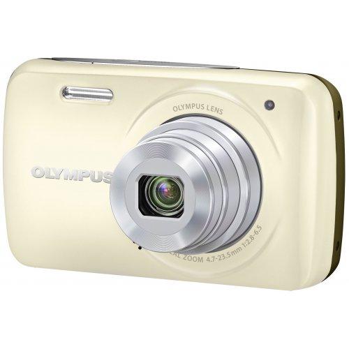 Фото Цифровые фотоаппараты Olympus VH-210 White