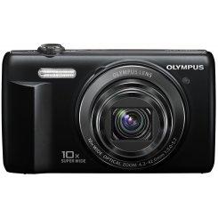 Фото Цифровые фотоаппараты Olympus VR-340 Black