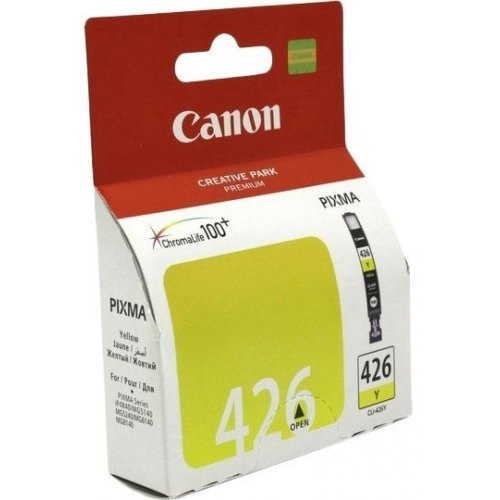 Фото Картридж Canon CLI-426 (4559B001) Yellow