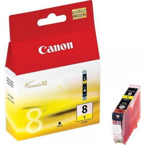 Фото Картридж Canon CLI-8 (0623B024) Yellow