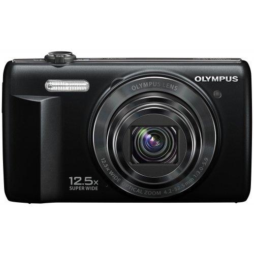 Фото Цифровые фотоаппараты Olympus VR-360 Black