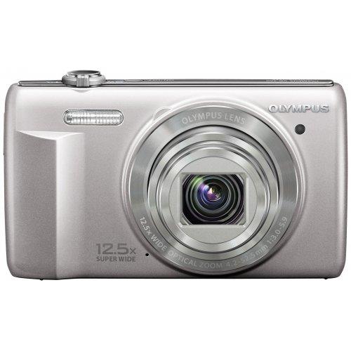 Фото Цифровые фотоаппараты Olympus VR-360 Silver