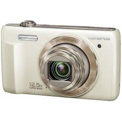 Фото Цифровые фотоаппараты Olympus VR-360 White
