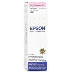 Фото Картридж Epson L800 (C13T67364A) Light Magenta