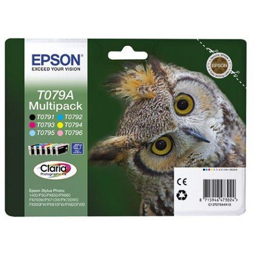 Фото Картридж Epson P50/PX660 (C13T079A4A10) Multipack