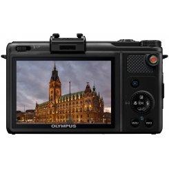Фото Цифровые фотоаппараты Olympus XZ-1 Black