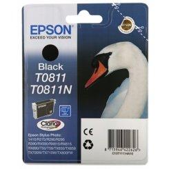Фото Картридж Epson R270/RX590 (C13T11114A10) Black
