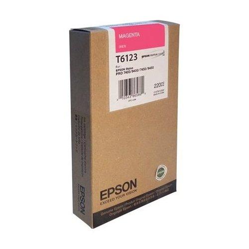 Фото Картридж Epson SP 7450/9450 (C13T612300) Magenta