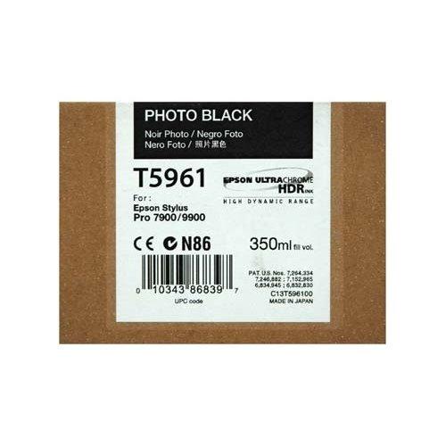 Фото Картридж Epson SP 7900/9900 (C13T596100) Photo Black