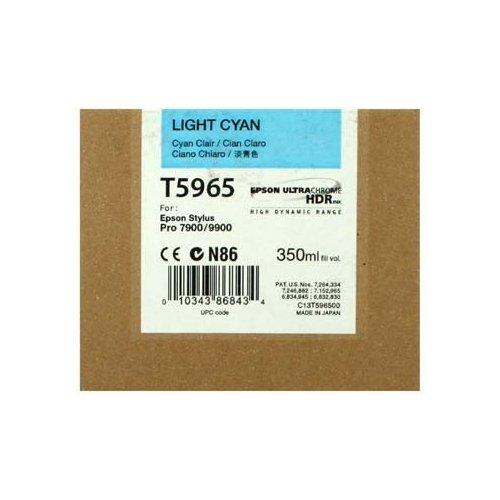 Фото Картридж Epson SP 7900/9900 (C13T596500) Light Cyan