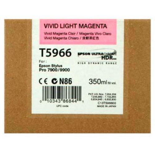 Фото Картридж Epson SP 7900/9900 (C13T596600) Vivid Light Magenta