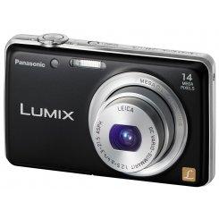 Фото Цифровые фотоаппараты Panasonic Lumix DMC-FS40 Black
