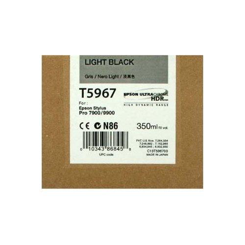 Фото Картридж Epson SP 7900/9900 (C13T596700) Light Black