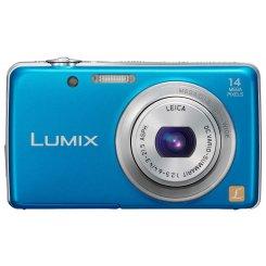 Фото Цифровые фотоаппараты Panasonic Lumix DMC-FS40 Blue