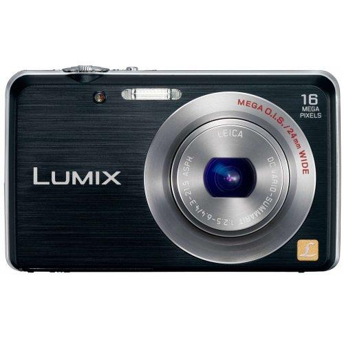 Фото Цифровые фотоаппараты Panasonic Lumix DMC-FS45 Black