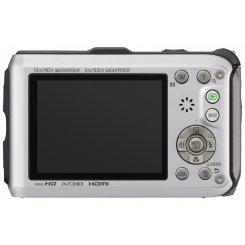 Фото Цифровые фотоаппараты Panasonic Lumix DMC-FT4 Silver