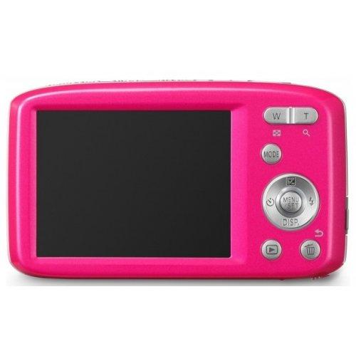 Фото Цифровые фотоаппараты Panasonic Lumix DMC-S2 Pink