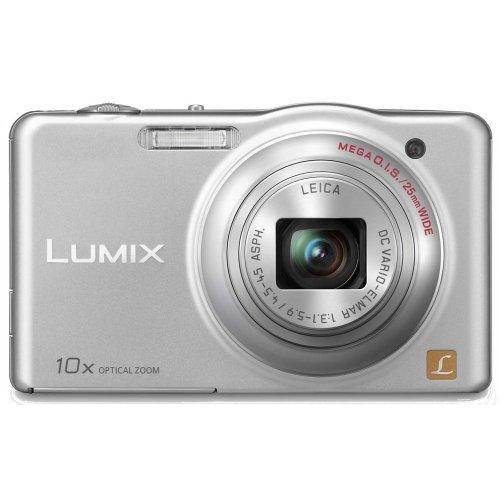 Фото Цифровые фотоаппараты Panasonic Lumix DMC-SZ1 Silver