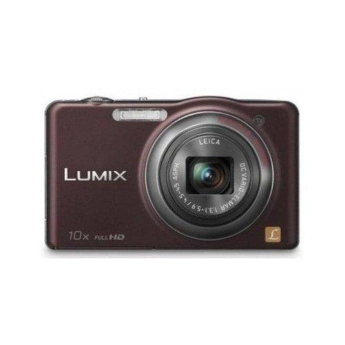 Фото Цифровые фотоаппараты Panasonic Lumix DMC-SZ7 Brown