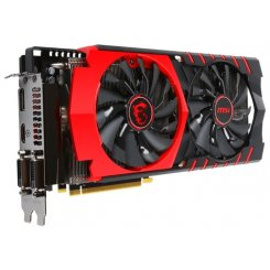Фото Видеокарта MSI Radeon R9 390 8192MB (R9 390 GAMING 8G)
