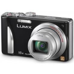 Фото Цифровые фотоаппараты Panasonic Lumix DMC-TZ25 Black