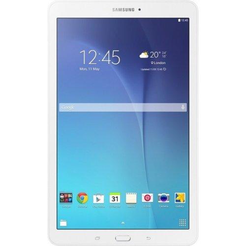 Фото Планшет Samsung Galaxy Tab E T561 9.6 (SM-T561NZWA) 8GB White