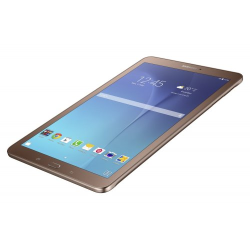 Фото Планшет Samsung Galaxy Tab E T561 9.6 (SM-T561NZNA) 8GB Gold Brown