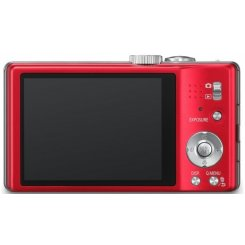 Фото Цифровые фотоаппараты Panasonic Lumix DMC-TZ25 Red