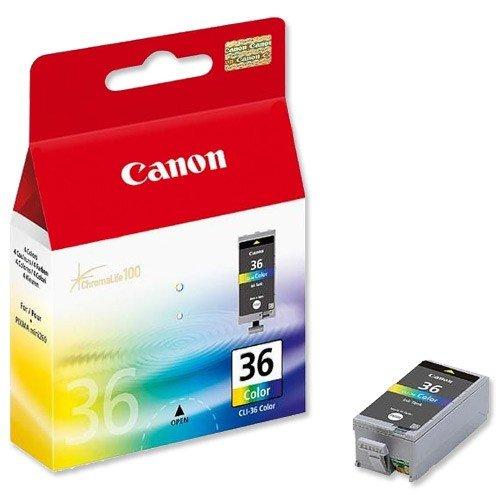 Фото Картридж Canon CLI-36 (1511B001) CMYK