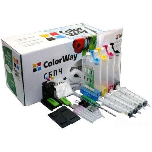 Фото Картридж ColorWay MP240CN-4.5ENC 4х50ml