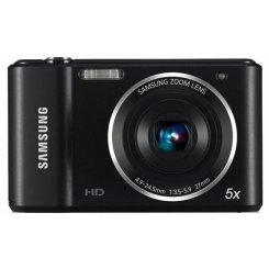 Фото Цифровые фотоаппараты Samsung ES90 Black