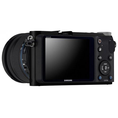 Фото Цифровые фотоаппараты Samsung NX200 18-55 Kit