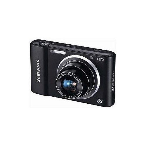 Фото Цифровые фотоаппараты Samsung ST66 Black