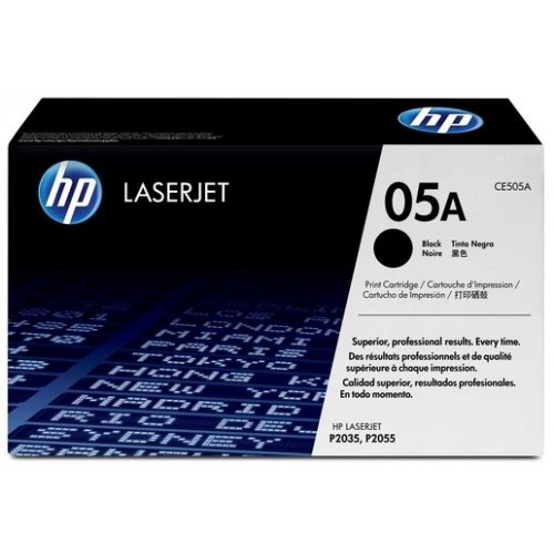 Фото Картридж HP 05A (CE505A) Black